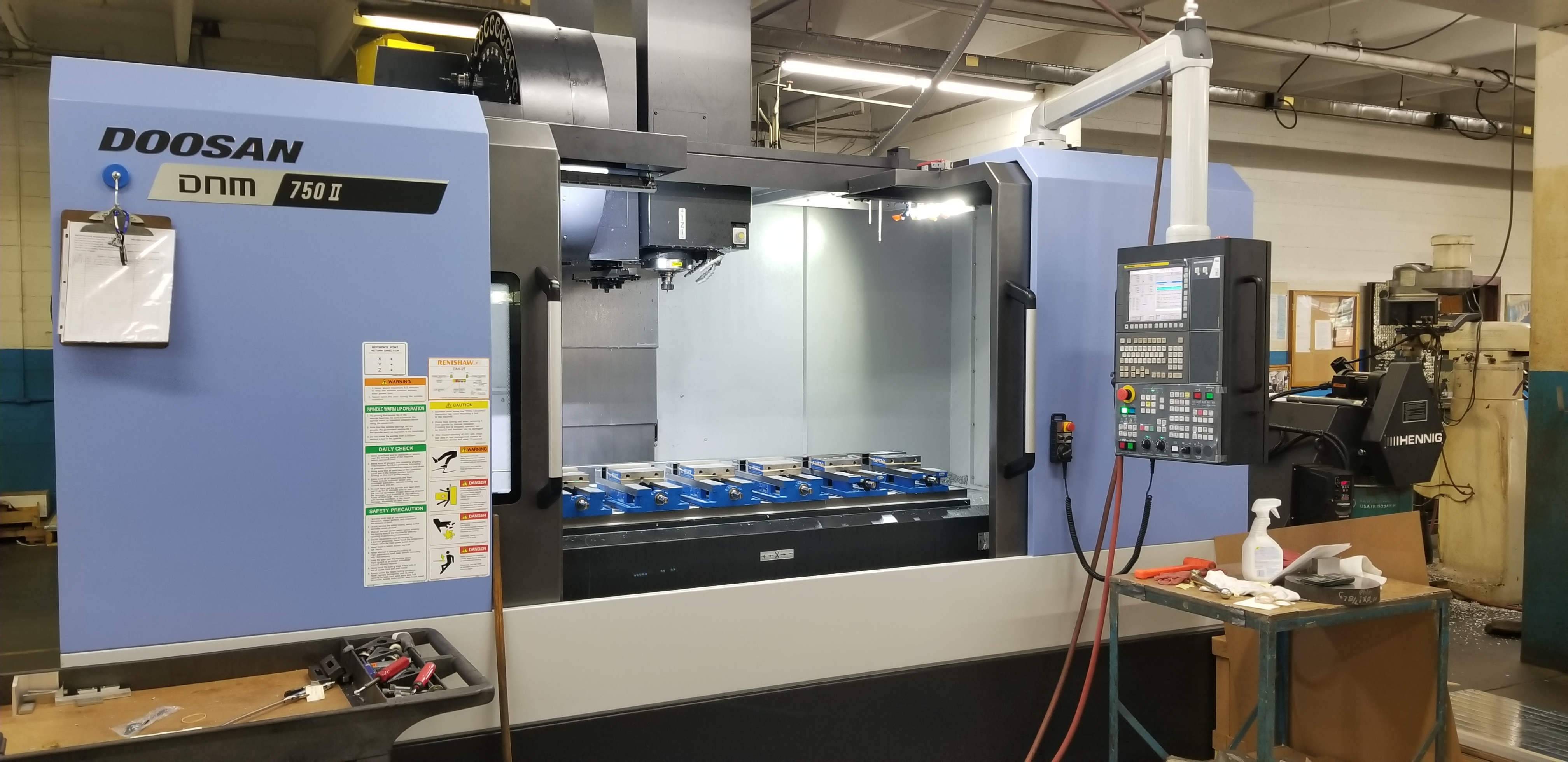 Courser can produce your products efficiently with our array of new CNC vertical milling machines and CNC lathes.
